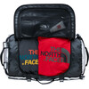 The North Face Base Camp Duffel S TNF Black/TNF White